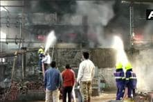 Fire Breaks Out at Cloth Factory in Maharashtra's Bhiwandi, No Casualties Reported