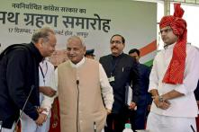 Mix of Old Hands and Newbies as 22 Ministers to Join Ashok Gehlot Cabinet Today, Vacancies Remain