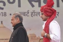 In Midnight Move, Gehlot Takes Home and Finance Among 9 Portfolios; Pilot Gets PWD, Panchayati Raj