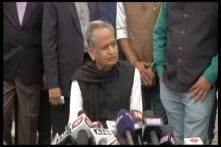 Congress Certain of Forming Govt: Ashok Gehlot