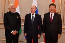 India, Russia, China Hold 2nd Trilateral Meeting After 12 Years