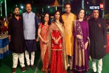Celebs And Biggies Arrive At Isha-Anand's Pre-Wedding Festivities