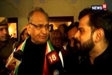 Both Gehlot And Pilot Tells News18 MLA's Will Decide Next Chief Minister