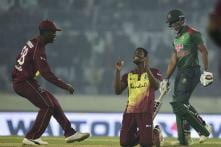 Windies Clinch T20 Series in Bangladesh With Big Win in Eventful Decider