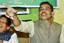 Fresh Out of NDA Fold, Kushwaha Says Joining Congress-led Grand Alliance 'One of Many Options'