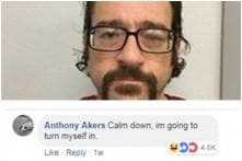 'Wanted' Criminal Trolls Police in the US by Commenting on Facebook Post They Made About Him