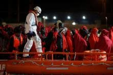 Hundreds of Rescued Migrants Face Christmas at Sea After Italy Closes Ports