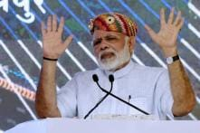 On Rocky Road in Rajasthan, BJP Hands PM Modi the Wheel for Last Lap