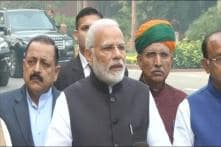 We Want Discussion on All Issues : PM Modi