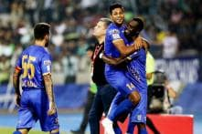 Sougou Stars in Mumbai City FC's 6-1 Win Over Kerala Blasters