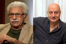'How Much More Freedom Do You Need?': Anupam Kher to Naseeruddin Shah On His Mob Violence Comments