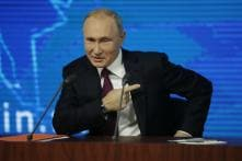 Vladimir Putin Says Russia Prepared to Drop Nuclear Arms Control START Treaty