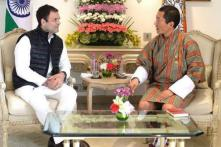 'Joined by Pleasant Past to Create Better Future': Rahul Meets Bhutan PM Tshering