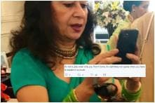 Tavleen Singh Faces Twitter Wrath for 'Joking' About Woman Journo's Attire During #MeToo Debate