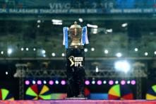 """IPL Schedule in """"Couple of Days"""