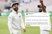 Kohli Takes a Subtle Dig at Australian Commentators Who Ridiculed Indian Domestic Cricket