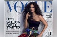 Katrina Kaif 'Lets Down Her Guard' on the New Vogue Cover
