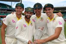 Australia's Bowling Quartet Have Soldiered Manfully Over Series