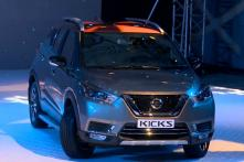 Nissan Kicks Compact SUV Launched in India for Rs 9.55 Lakh, to Rival Hyundai Creta and Mahindra XUV300