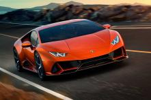 Lamborghini Huracan Evo Supercar Revealed; See Pictures