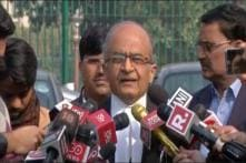 It's a Partial Victory For Alok Verma says Prashant Bhushan