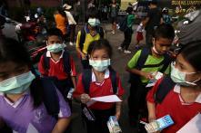 Schools Shut For a Week as Air Quality Chokes Thai Capital