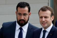 Former Bodyguard of French President Macron in Custody Over Use of Diplomatic Passports