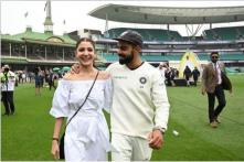 So Proud of You My Love: Anushka Sharma Cheers For Virat and Team After India Registers ODI Series Win in Australia