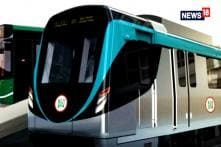 Real Test For Aqua Line Metro on Monday, 11,625 Passengers on Day 1