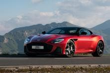 Exclusive: Aston Martin to Launch DBS Superleggera in India in Mid-2019, to be Followed by DBX SUV