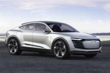 Audi Plans to Launch a Compact, All-Electric SUV to Rival Tesla's Model Y