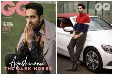 Ayushmann Khurrana, 'The Dark Horse', Reigns on a Magazine Cover Looking Suave