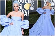 Golden Globes 2019: Lady Gaga Channels Old School Judy Garland at Red Carpet