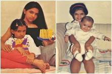 Childhood Pictures of Bollywood Diva Deepika Padukone