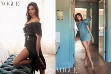 Deepika Padukone's Latest Magazine Shoot is Oozing With Hotness