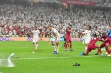 Asian Football Body Probes Shoe-throwing Semi-final Between UAE and Qatar