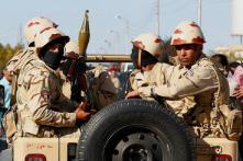 Egypt Says Clashes Kill 7 Troops, 59 Militants in Sinai Peninsula