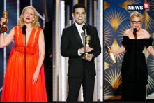 Golden Globes 2019: 'Bohemian Rhapsody' Bags Top Honours; Lady Gaga Turns Heads