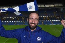 Chelsea Sign Higuain to Ignite Spluttering Attack
