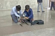 Watch Video: Ahmedabad Boy Develops Drone That Can Destroy Landmines Without Risk to Humans
