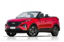 Hyundai Creta Compact SUV Modified as a Convertible SUV, Looks Legit
