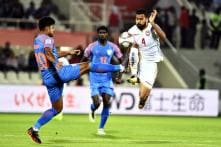 AFC Asian Cup: Jhingan's Stellar Show in Vain After Halder's Tired Tackle Sends India Crashing