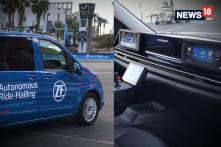 Feature: Autonomous Robo-Taxi Powered By ZF ProAI RoboThink