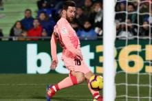 Messi on Target Again as Barcelona Stretch La Liga Lead