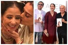 Rekha, Mahesh Bhatt Launch Manisha Koirala's Book on Her Cancer Battle