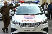 New Maruti Suzuki Ertiga MPV Joins Gurugram Police Fleet
