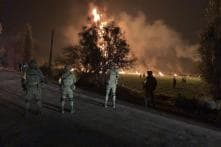 Leaking Fuel Pipeline Erupts in Fiery Explosion in Mexico, At Least 73 Killed