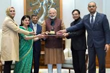 PM Narendra Modi Receives First-Ever Philip Kotler Presidential Award