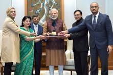 After Rahul's Jibe, Kotler Congratulates Prime Minister Modi