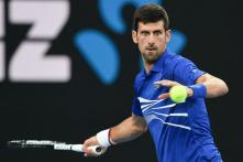 Novak Djokovic Through to Australian Open Semi-final After Nishikori Retires
